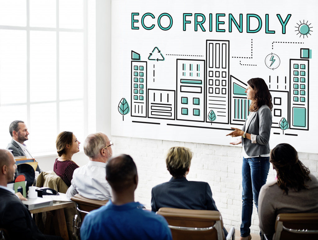 eco-friendly business