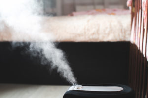 working humidifier